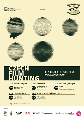 CZech film hunting-web