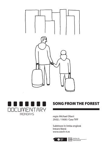 Song from the forest-web