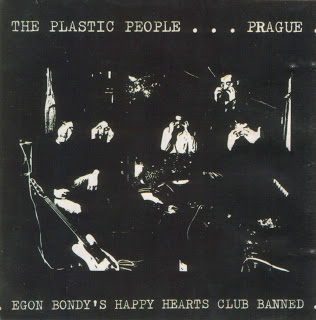 Plastic People Of The Universe - Egon bondy s happy hearts club banned - Front